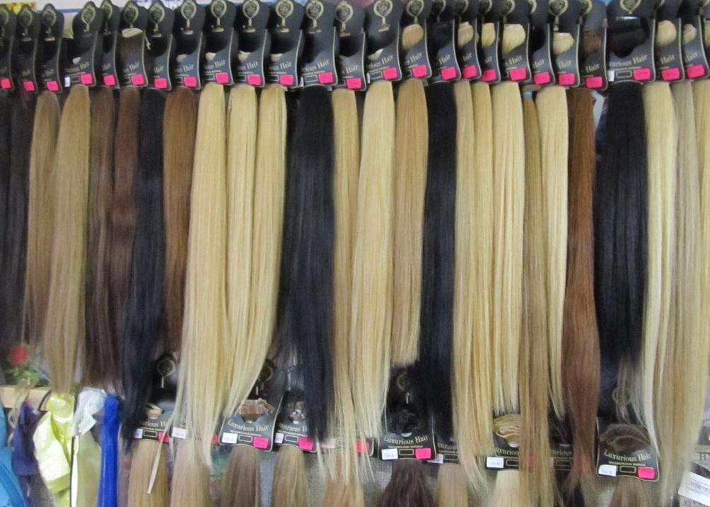 Прядь для наращивания волос