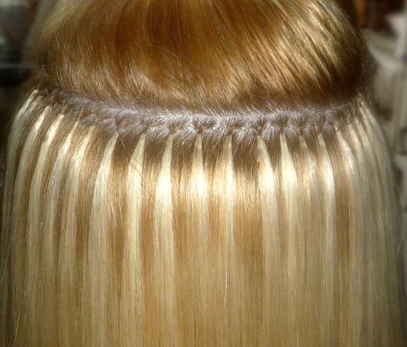 Волосы для горячего наращивания фото