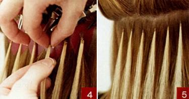 Испанские волосы для наращивания отзывы